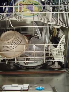 Dishwasher rust