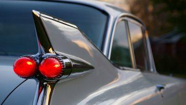 Car Tail fin