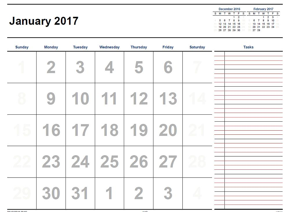 printable calendar 2017 home life weekly home life weekly