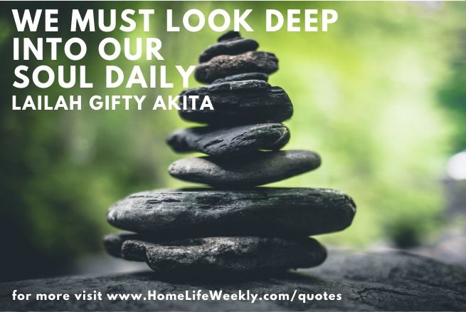 lailah gifty akita mindfulness soul quote