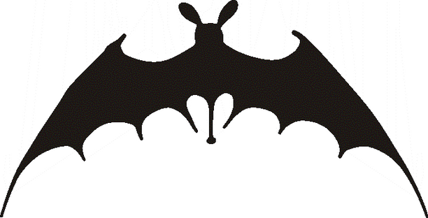 Pumpkin templates for halloween home life weekly pumpkin template bat maxwellsz